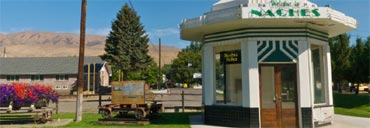 Town of Naches - 360 Panorama Photograph